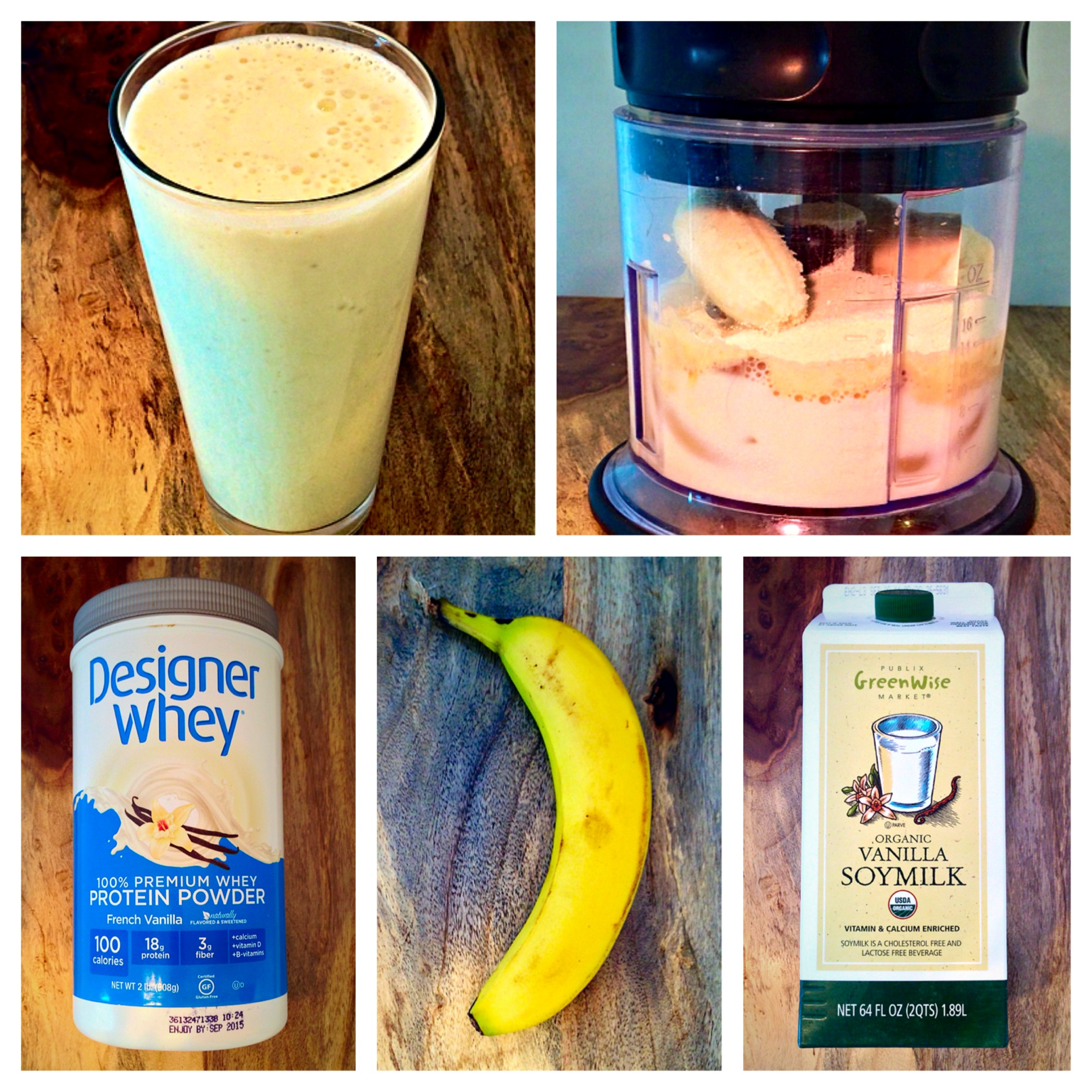Natural Protein Shake Recipes For Muscle Building